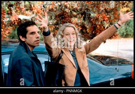 Prod DB © Universal / DR MON BEAU-PERE ET MOI (MEET THE PARENTS) de Jay Roach 2000 USA avec Ben Stiller et Teri Polo - Stock Photo