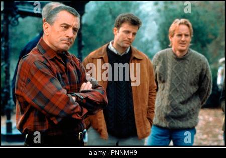 Prod DB © Universal / DR MON BEAU-PERE ET MOI (MEET THE PARENTS) de Jay Roach 2000 USA avec Robert De Niro - Stock Photo