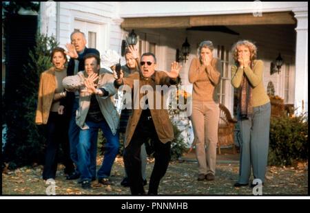 Prod DB © Universal / DR MON BEAU-PERE ET MOI (MEET THE PARENTS) de Jay Roach 2000 USA avec Robert De Niro, Blythe Danner et Teri Polo accident, catastrophe - Stock Photo