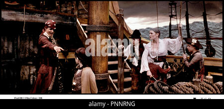 Prod DB © Film Colony / DR NEVERLAND (FINDING NEVERLAND) de Marc Forster 2003 USA / GB pirates, imagination, fantastique, peter pan d'apres la piece de Allan Knee - Stock Photo