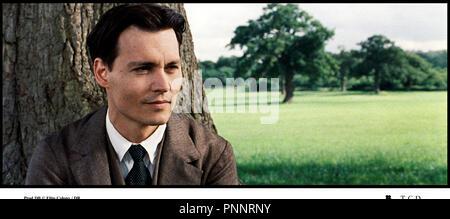Prod DB © Film Colony / DR NEVERLAND (FINDING NEVERLAND) de Marc Forster 2003 USA / GB avec Johnny Depp d'apres la piece de Allan Knee - Stock Photo