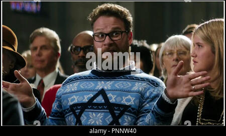 Prod DB © Sony - Columbia Pictures - Good Universe - LStar Capital - Point Grey Pictures / DR THE NIGHT BEFORE de Jonathan Levine 2015 USA avec Seth Rogen - Stock Photo