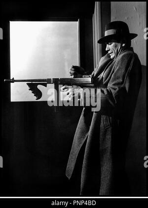 Prod DB © AIP / DR MITRAILLETTE KELLY (MACHINE-GUN KELLY) de roger Corman 1958 USA avec Charles Bronson, 30's, gangster, prohibition - Stock Photo