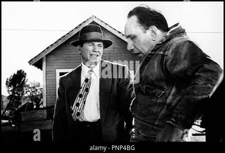 Prod DB © AIP / DR MITRAILLETTE KELLY (MACHINE-GUN KELLY) de Roger Corman 1958 USA avec Charles Bronson et Morey Amsterdam 30's, - Stock Photo