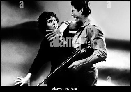 Prod DB © AIP / DR MITRAILLETTE KELLY (MACHINE-GUN KELLY) de Roger Corman 1958 USA avec Susan Cabot et Charles Bronson 30's, gangster, violence, - Stock Photo