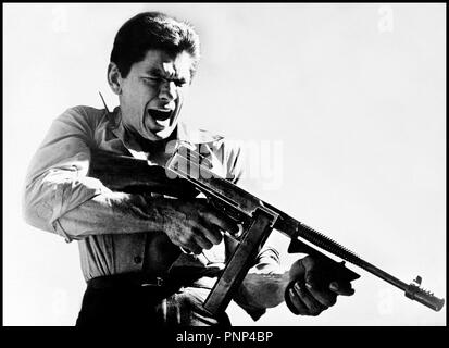 Prod DB © AIP / DR MITRAILLETTE KELLY (MACHINE-GUN KELLY) de Roger Corman 1958 USA avec Charles Bronson 30's, - Stock Photo