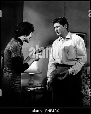 Prod DB © AIP / DR MITRAILLETTE KELLY (MACHINE-GUN KELLY) de Roger Corman 1958 USA avec Susan Cabot et Charles Bronson 30's, - Stock Photo