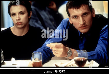 Prod DB © Granada Films / DR MORT CLINIQUE (HEART) de Charles McDougall 1999 GB avec Kate Hardie et Christopher Eccleston cafŽ - Stock Photo