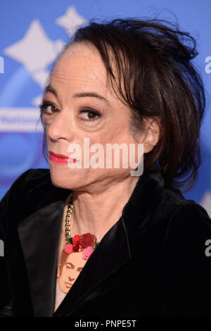 London, UK. 21st Set 2018. Liz Carr at the National Lottery Awards 2018 at the BBC Television Centre, London. Picture: Steve Vas/Featureflash Credit: Paul Smith/Alamy Live News