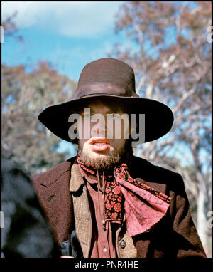 Prod DB © Woodfall Film Productions / DR NED KELLY de Tony Richardson 1970 GB avec Mick Jagger biographie, biopic, historique, western, bandit - Stock Photo