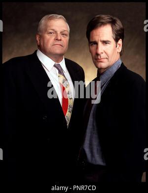 Prod DB © Trimark Pictures / DR NETFORCE de Robert Lieberman 1999 USA avec Brian Dennehy et Scott Bakula portrait - Stock Photo