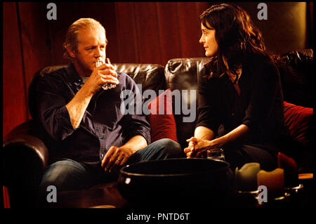 Prod DB © Paramount Pictures / DR PARANOIAK (DISTURBIA) de D.J. Caruso 2007 USA avec David Morse et Carrie-Anne Moss - Stock Photo