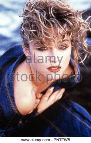 Original film title: DESPERATELY SEEKING SUSAN. English title: DESPERATELY SEEKING SUSAN. Year: 1985. Director: SUSAN SEIDELMAN. Stars: MADONNA. Credit: ORION PICTURES / Album - Stock Photo