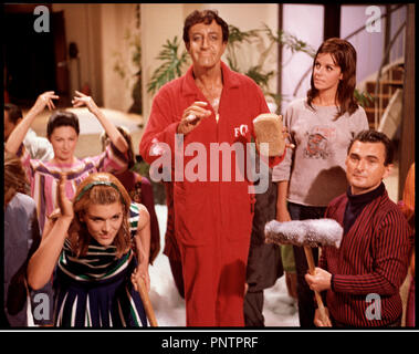 Prod DB © Mirisch Corporation / DR LA PARTY (THE PARTY) de Blake Edwards 1968 USA avec Peter Sellers fete, orgie, bain moussant, comedie, homme a femmes - Stock Photo