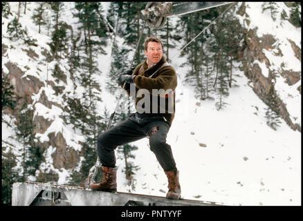 Prod DB © Paramount / DR LA PISTE DU TUEUR (SWITCHBACK) de Jeb Stuart 1997 USA avec Dennis Quaid - Stock Photo