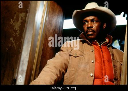 Prod DB © Paramount / DR LA PISTE DU TUEUR (SWITCHBACK) de Jeb Stuart 1997 USA avec Danny Glover - Stock Photo