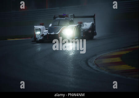 ELMS 2018 SPA FRANCORCHAMPS - Stock Photo
