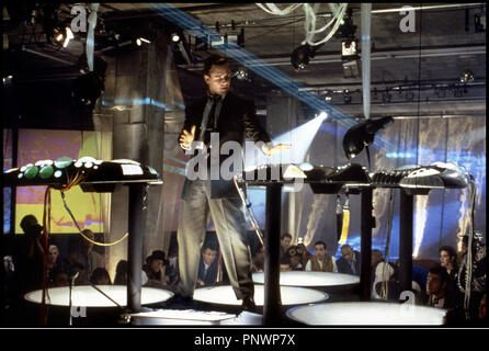 brett leonard russell crowe virtuosity 1995 stock photo 31067713 alamy. Black Bedroom Furniture Sets. Home Design Ideas