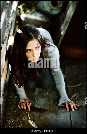 Prod DB © Rogue Pictures / DR THE RETURN de Asif Kapadia 2006 USA avec Sarah Michelle Gellar angoisse, ambiance, se cacher - Stock Photo