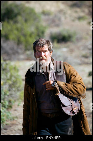 Prod DB © Icon Productions / DR SERAPHIM FALLS (SERAPHIM FALLS) de David Von Ancken 2006 USA avec Pierce Brosnan western, veste a frange, trappeur - Stock Photo