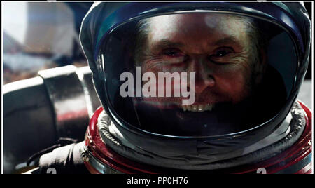 Prod DB © R. Liu - Syfy - Asylum / DR SHARKNADO 3: OH HELL NO ! de Anthony C. Ferrante 2015 USA avec David Hasselhoff astronaute - Stock Photo
