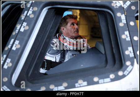 Prod DB © R. Liu - Syfy - Asylum / DR SHARKNADO 3: OH HELL NO ! de Anthony C. Ferrante 2015 USA avec David Hasselhoff - Stock Photo