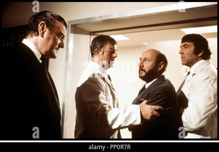 Prod DB © Amicus / DR TALES THAT WITNESS MADNESS (TALES THAT WITNESS MADNESS) de Freddie Francis 1973 GB avec Jack Hawkins et Donald Pleasence - Stock Photo