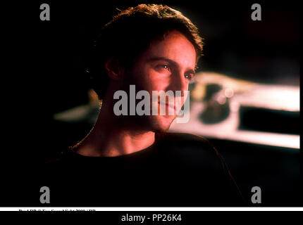 Prod DB © Fox Searchlight 2000 / DR UN COUP D'ENFER (BEST LAID PLANS) de Mike Barker 1999 USA avec Alessandro Nivola  portrait - Stock Photo
