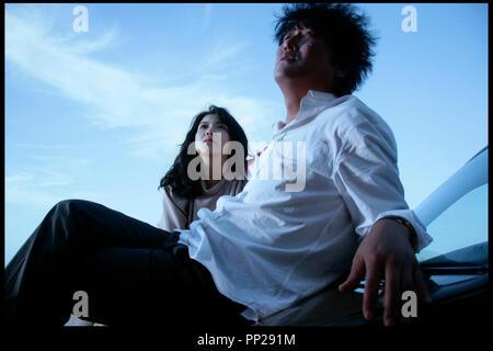 Prod DB © Moho Film / DR THIRST, CECI EST MON SANG (BAKJWI - THIRST) de Park Chan-Wook 2009 Corée du Sud Kim Ok-Vin et Song Kang-Ho - Stock Photo