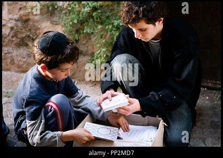 Prod DB © BVNG - Transfax / DR TEHILIM (TEHILIM) de Raphael Nadjari 2007 ISR avec Yonathan Alster et Michael Moshonov - Stock Photo