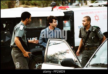 Prod DB © BVNG - Transfax / DR TEHILIM de Raphael Nadjari 2007 ISR Michael Moshonov Israel, policiers, flics, arrestation, - Stock Photo