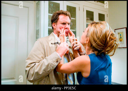 Prod DB © Columbia Pictures - Sony Pictures - Mosaic Media Group / DR VERY BAD COPS (THE OTHER GUYS) de Adam McKay 2010 USA avec Will Ferrell et Natalie Zea - Stock Photo