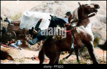 Prod DB © Universal International Pictures / DR UNE ARME POUR UN LACHE (GUN FOR A COWARD) de Abner Biberman 1957 USA western - Stock Photo