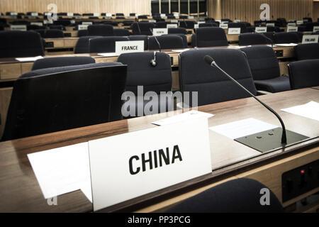International Maritime Organisation- United Nations hq in London - Stock Photo