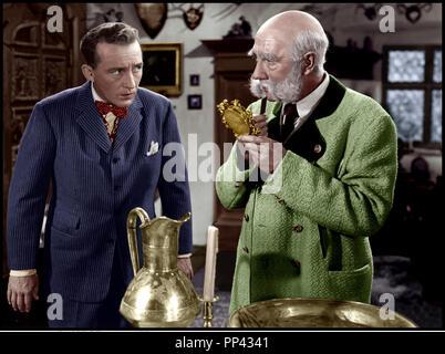 Prod DB © Paramount / DR LA VALSE DE L'EMPEREUR (THE EMPEROR WALTZ) de Billy Wilder 1948 USA avec Bing Crosby - Stock Photo