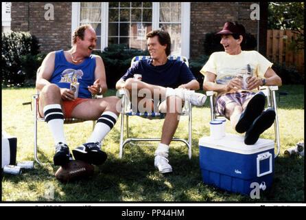 Prod DB © Paramount / DR LA VIE EN PLUS (SHE'S HAVING A BABY) de John Hughes 1988 USA avec John Ashton et Kevin Bacon - Stock Photo