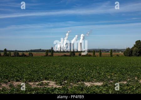 RWE Coal Power Station, RWE Kohlekraftwerk