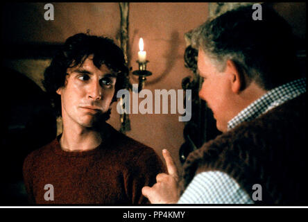 Prod DB © Handmade Films / DR WITHNAIL ET MOI (WITHNAIL & I) de Bruce Robinson 1987 GB avertissement, intimidation, - Stock Photo