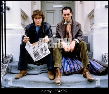 Prod DB © Handmade Films / DR WITHNAIL ET MOI (WITHNAIL & I) de Bruce Robinson 1987 GB londres, porche, - Stock Photo