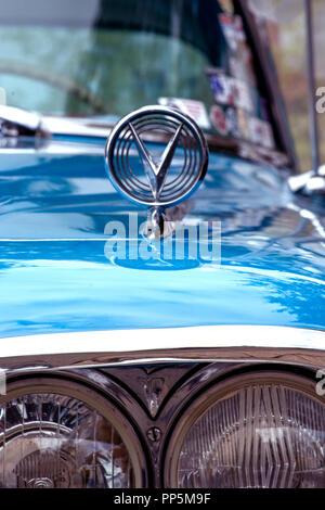 Comncept automobile : The oldtimer - Stock Photo