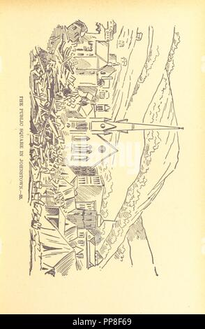 Image  from page 39 of 'History of the Great Flood in Johnstown, Pa., May 31, 1889, etc' . - Stock Photo