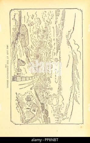 Image  from page 59 of 'History of the Great Flood in Johnstown, Pa., May 31, 1889, etc' . - Stock Photo