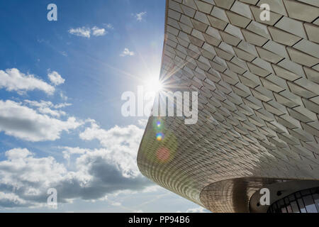 MAAT, Museum of Art Architecture and Technology, Lisbon, Portugal - Stock Photo