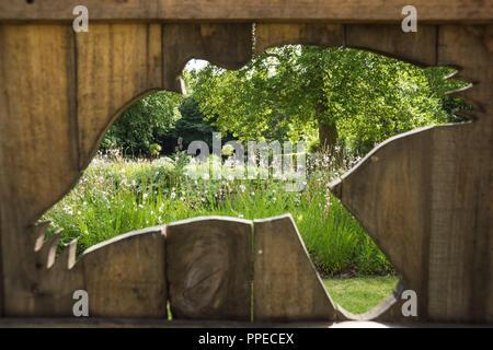 Paris, Park von Bercy - Paris, Parc de Bercy - Stock Photo