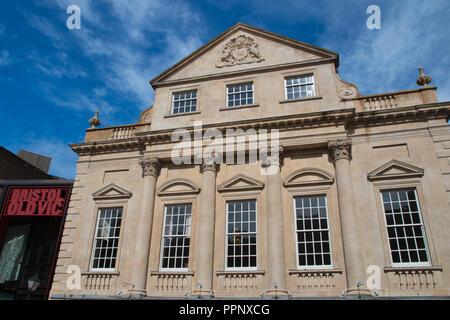 BRISTOL OLD VIC: New Foyer - Stock Photo