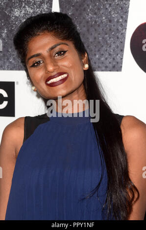Los Angeles, Ca, USA. 27th Sep, 2018. Kumari at The Walking Dead Season 9 Premiere Event at DGA in Los Angeles, California on September 27, 2018. Credit: David Edward/Media Punch/Alamy Live News - Stock Photo