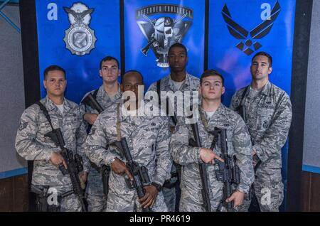 2018 Air Force Defender Challenge competitors, from Germany