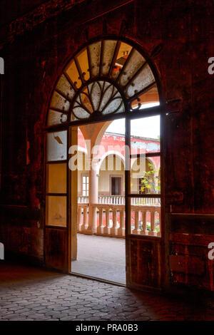 Hacienda Jaral de Berrios, Guanajuato Mexico - Stock Photo