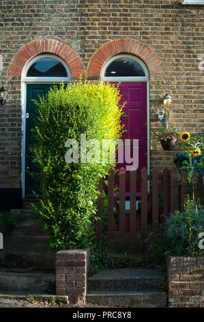 The borough of Harrow in North West London - Stock Photo