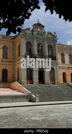 Arts Center in San Agustin Etla, Oaxaca, Mexico - Stock Photo